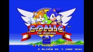 Sonic Fine2uned (Genesis) - Longplay