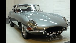Jaguar E-Type 1963 S1 3.8 -VIDEO- www.ERclassics.com