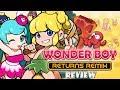 Wonder Boy Returns Remix (Switch) Review