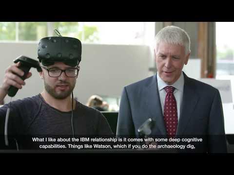 IBM Innovation Incubator Project at Invest Ottawa