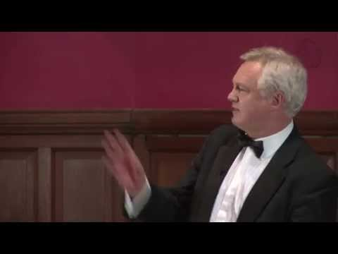 David Davis MP - We Should Not Have Confidence in Her Majesty