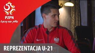 U21: Bartosz Kapustka - o Szekspirze, Wasilewskim i młodzieżowym Euro