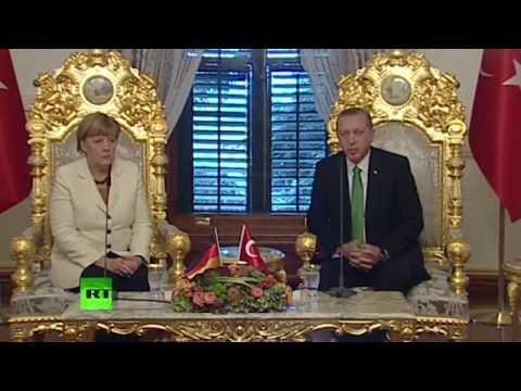 Турция угрожает Германии из-за голосования по геноциду армян