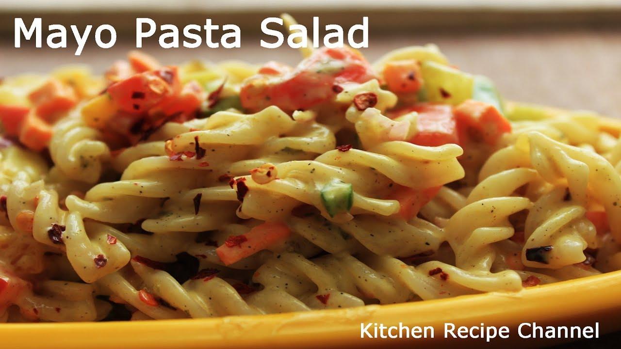 Mayo Pasta Salad Cold How To Make Subway