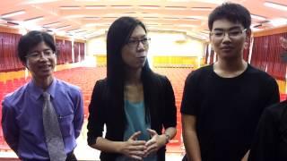 Publication Date: 2012-04-25 | Video Title: 鳳溪第一中學戲劇演出後感