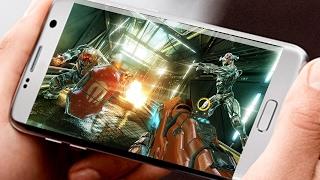 MOBILE HD - Главные Мобильные Игры на Android\iOS - 2017 [Часть 1]