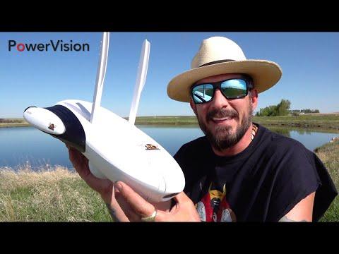 NEW AQUA ROV SEARCHiNG TOOL W/ SONAR! PowerVision