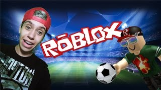 I'M the BEST FOOTBALL PLAYER! -Roblox