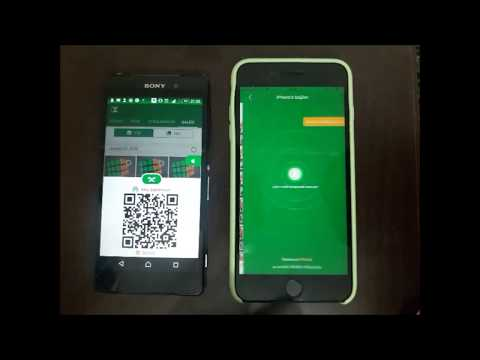 Iphone Dan Android E Dosya Gönderme-İOS Dan ANDROİD E VERİ AKTARMA-TRANSFER DATA FROM IOS TO ANDROID