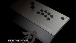 Aris Reviews The Hori Fighting Edge for PS4