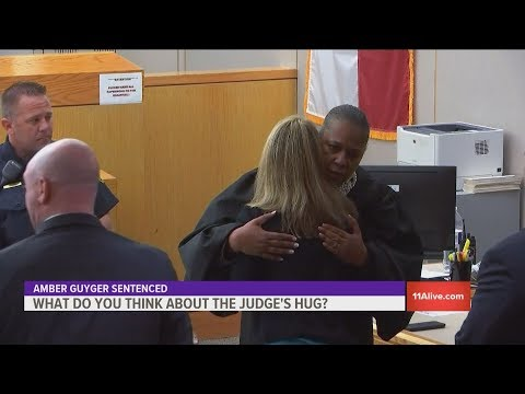 Should judge in Amber Guyger trial have hugged her and given bible