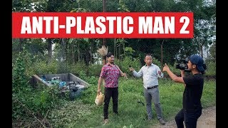 Return of Anti Plastic Man | Comedy | Awareness | Dreamz Unlimited
