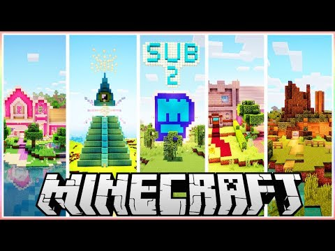 5 Builds For 5 Youtubers!