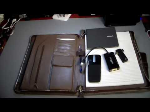 iBaGZ PadFolio for Surface Pro 3 & 4 All in One Carry