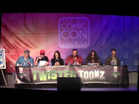 Twisted Toonz - Salt Lake Comic Con 2015