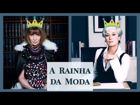 Quem é Anna Wintour - A RAINHA DA MODA