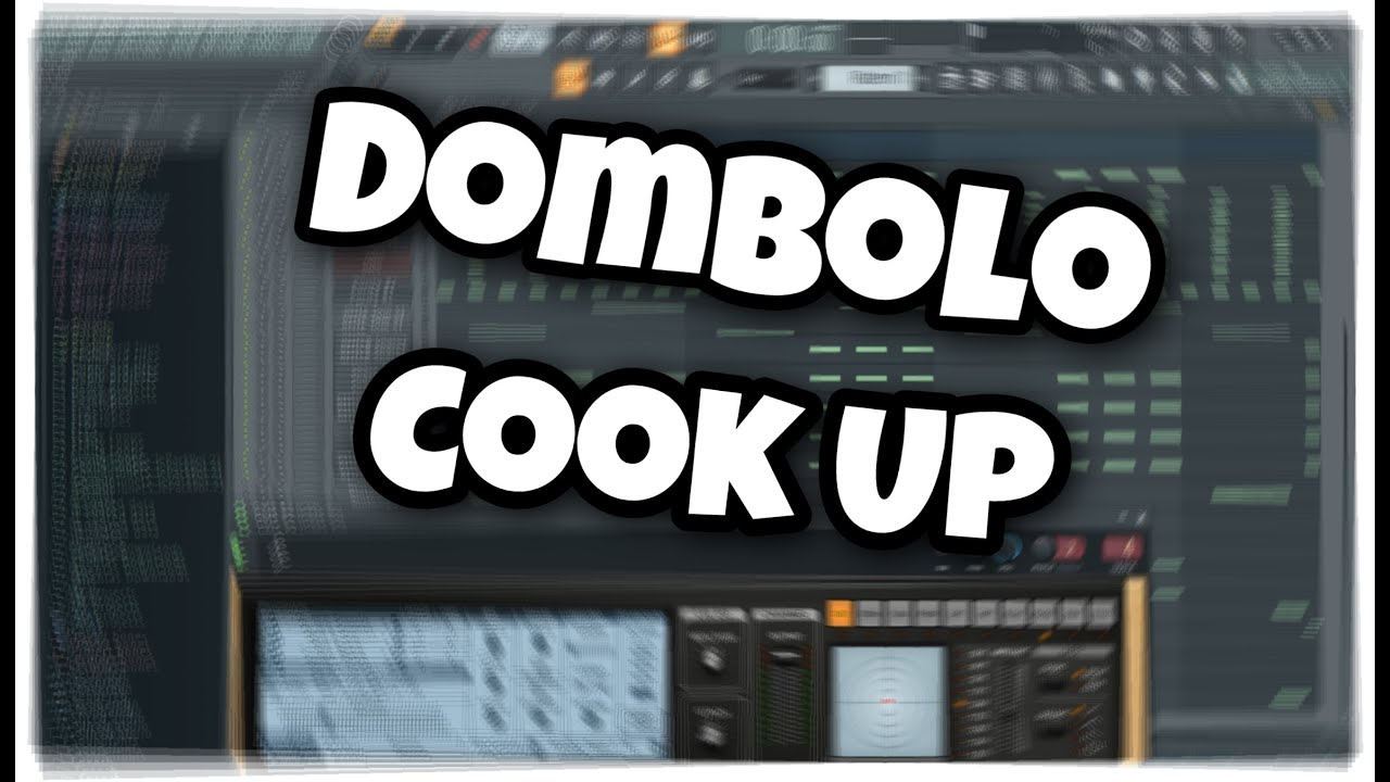 How to Make Dombolo Gqom From Scratch  GqomInTune