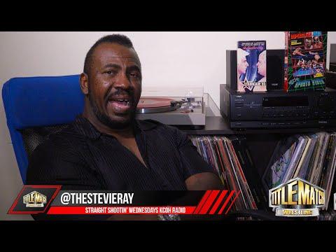 Stevie Ray (Harlem Heat) 2016 Interview | Ultimate Warrior WCW Return, New World Order