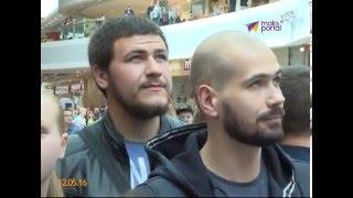 """175 человек хотят участвовать в шоу """"Бои без галстуков"""" в Сочи"""