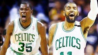 Kevin Durant Joins Celtics After Kyrie Irving Trade To Celtics