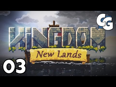 Kingdom: New Lands Gameplay - Ep. 3 - Ship Building!
