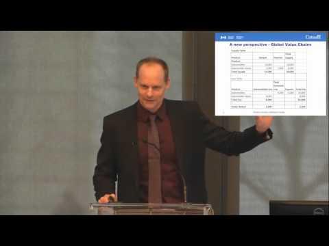 Canada in the Global Economy: James Tebrake