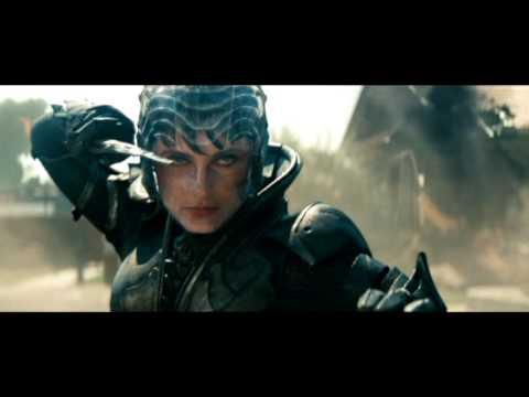 Faora-ul Girl of Steel