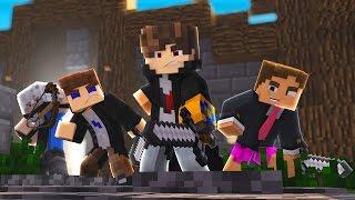 Minecraft: 1 HORA DE EGG WARS ‹ JUAUM ›