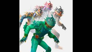 FORTNITE MOISTY MERMAN SKIN VARIANTS