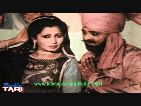 Do Naina De Jajj (Rare) - Mohd. Sadiq & Ranjit Kaur - Radio Tari