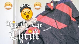 Trip To The Thrift #23 | Vintage Fire | Nautica, Columbia, Sports Gear