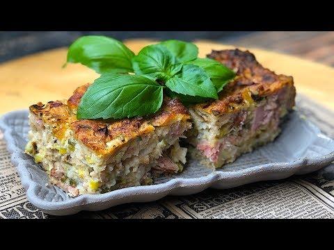 Velikonoční hlavička   Easter meat pie