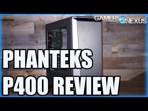Phanteks Eclipse P400 Review, Benchmark, & Cables