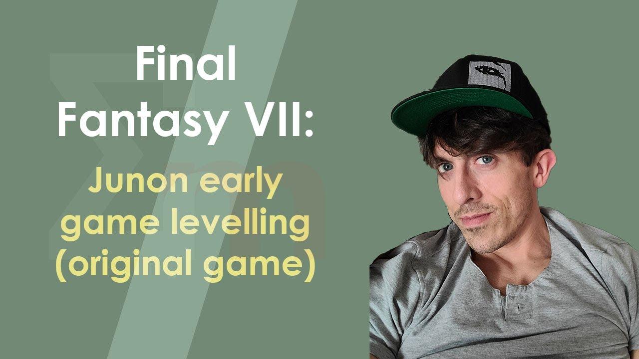 Final Fantasy 7 Junon Quick Materia Level Exploit Disc 1 Youtube