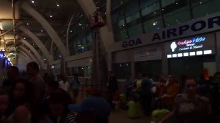 Трансфер из аэропорта Гоа | Transfer from Goa airport to Ginger tree hotel(Трансфер из аэропорта Гоа из аэропорта Гоа от Анекс | Transfer from Goa airport to Ginger tree hotel Аэропорт Даболим (Dabolim Airport)..., 2016-02-23T10:42:04.000Z)