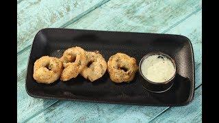 Medu Vada With Coconut Chutney | Geeta's Heritage Cooking | Sanjeev Kapoor Khazana
