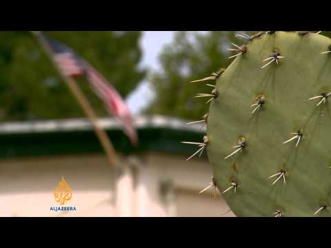 US town calls for border security scale back