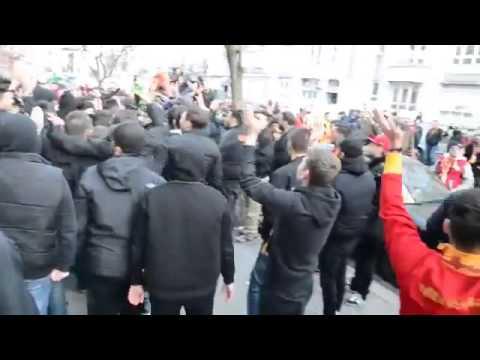 ultrAslan Avrupa: Psikopat, Deli ve Manyak (Herkesin aradığı beste)