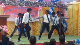 Naah Goriye   Kyon Na Hum Tum   Tamma Tamma Again   Remix Dance Held in College