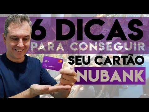 """💳6 DICAS PARA CONSEGUIR """"O CARTÃO NUBANK"""" EM 2018."""