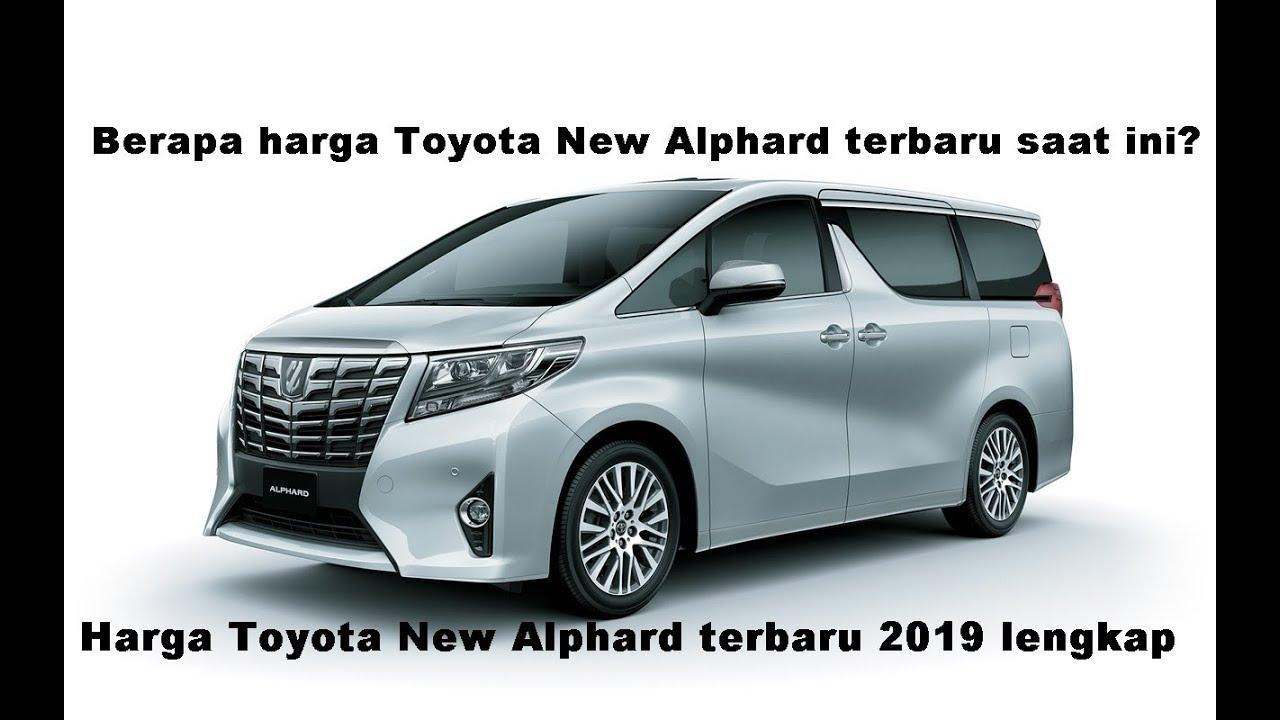 Kelebihan Kekurangan Harga Mobil Alphard Terbaru Perbandingan Harga
