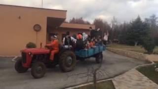 Traktorska linija Gradnići - Blatnica | Postaja; Vinarija Mata