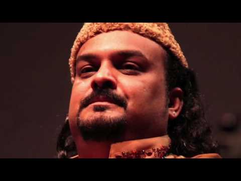 Tajdar e Haram(saww) - New Version (last recording of Amjad Sabri Shaheed)