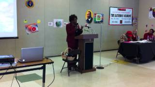 Dr. Lundeana Thomas Discusses Aunt Jemima and Other Black Images from Around the World