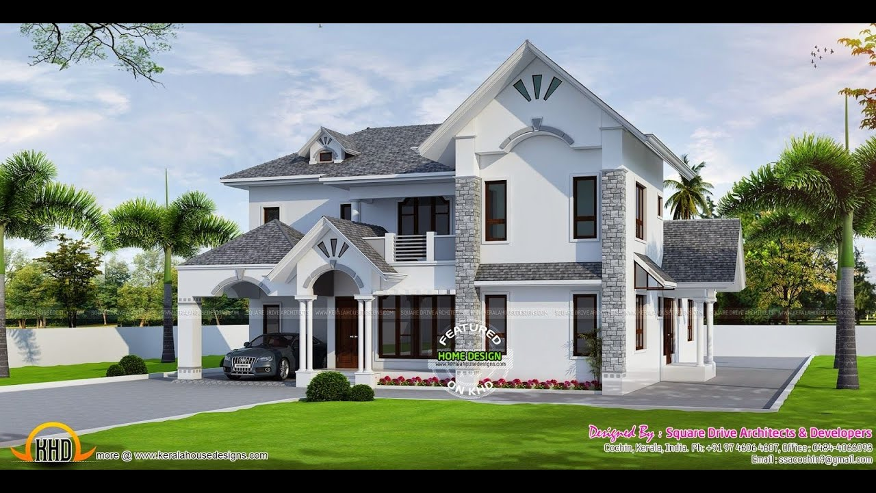 Best Modern Home Designs For 2020 Contemporary Budget House Ideas Youtube