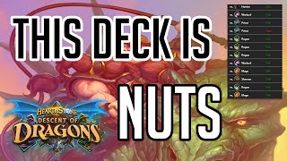 This Deck is just Nuts | How to Play Highlander Secret Hunter | Descent of Dragons