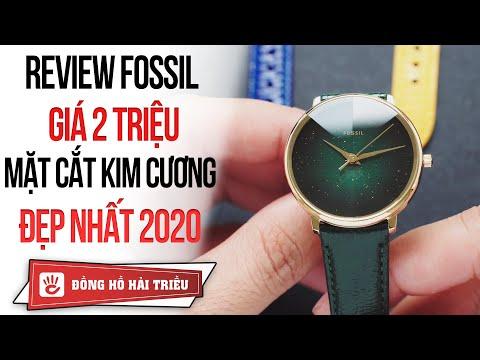 Những Chiếc đồng Hồ Fossil Nữ Giá 2,5 Triệu đáng Mua Năm 2020