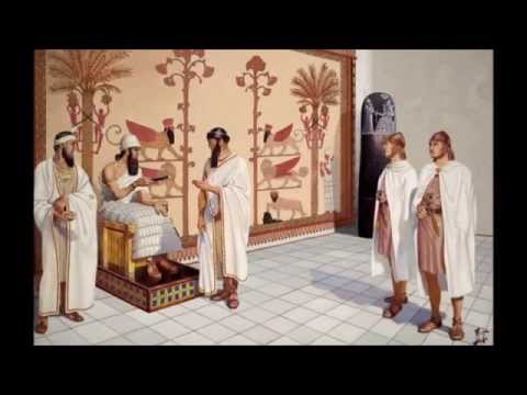 Faces of Ancient Middle East Part 2  (Ancient Semites)