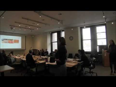 NYC Landmarks Preservation Commission Public Hearing 10/25/2016