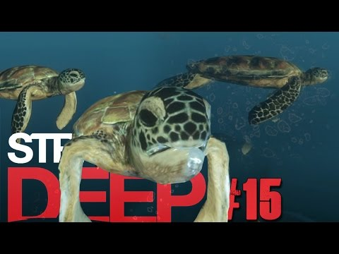 MY SEA TURTLE PET!!! | Stranded Deep #15